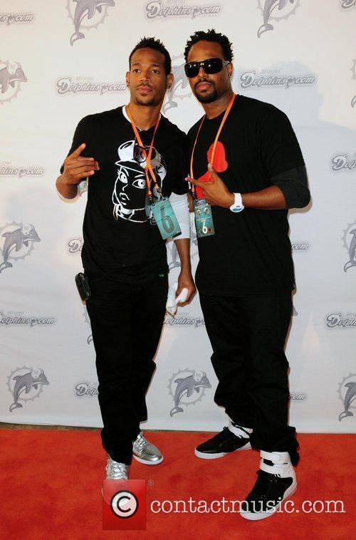 Marlon Wayans and Shawn Wayans 1