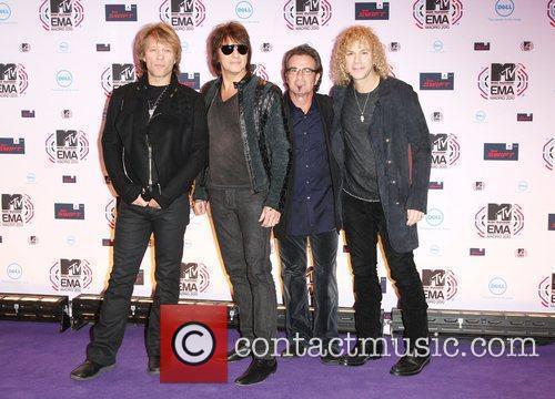 Bon Jovi, Mtv and Mtveuropeanmusicawards