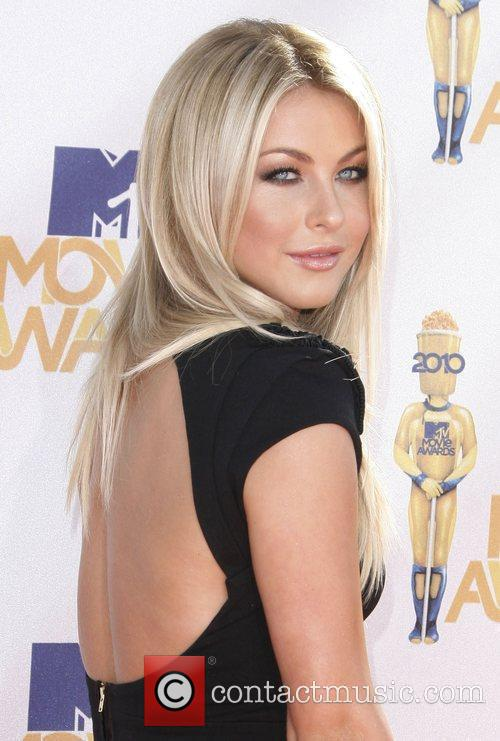 Julianne Hough and Mtv