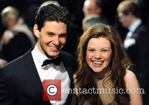 Georgie Henley, Ben Barnes and The Chronicles Of Narnia