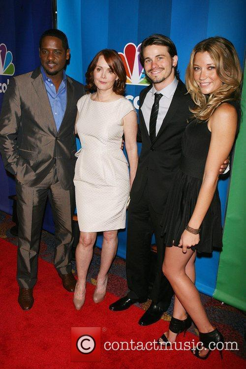 Blair Underwood and Jason Ritter