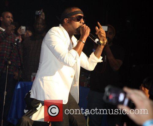 Kanye West and Nicki Minaj