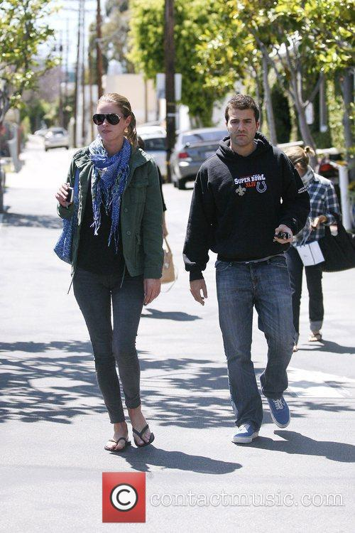 Nicky Hilton and Her Boyfriend David Katzenberg Leaving Fred Segal In West Hollywood 1