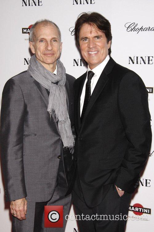 Producer John Deluca and John Deluca