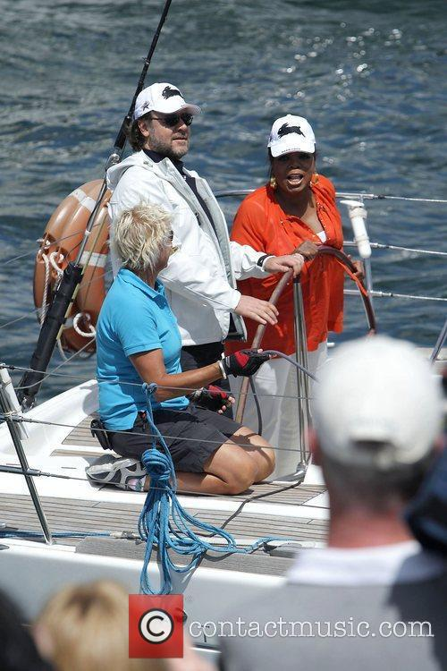 Oprah Winfrey and Russell Crowe 3