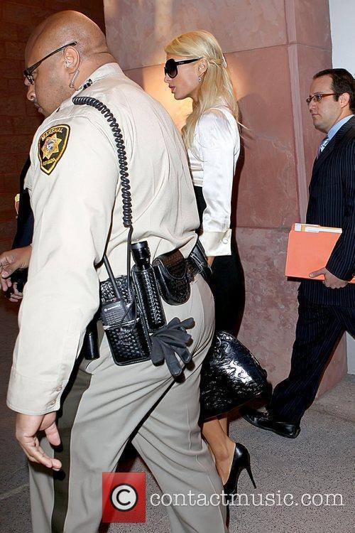 Paris Hilton, Las Vegas, Possession and The Deal
