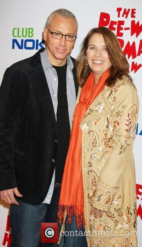 Drew Pinsky and Wife 3