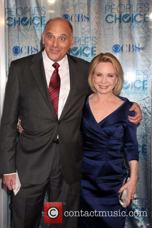 Kurt Fuller and Debra Jo Rupp