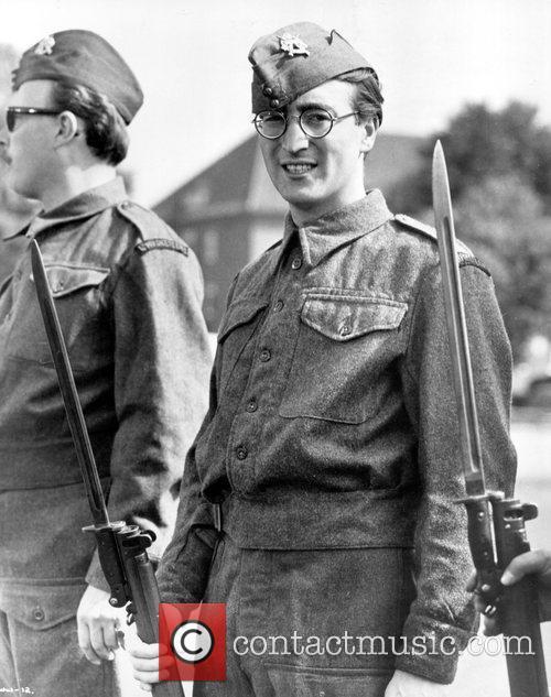 Richard Lester and John Lennon 1