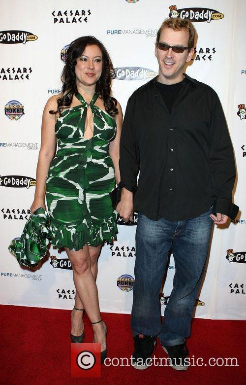 Jennifer Tilly and Phil Laak 3