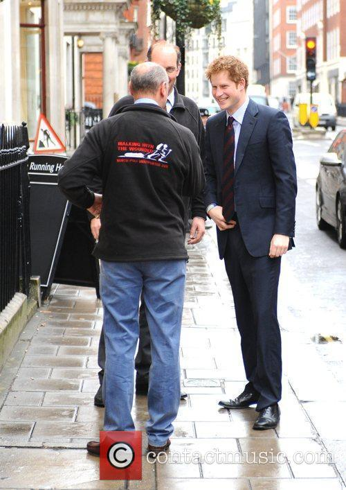 Prince Harry and The Rifles 5