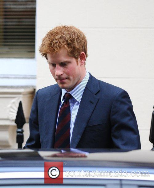 Prince Harry and The Rifles 9
