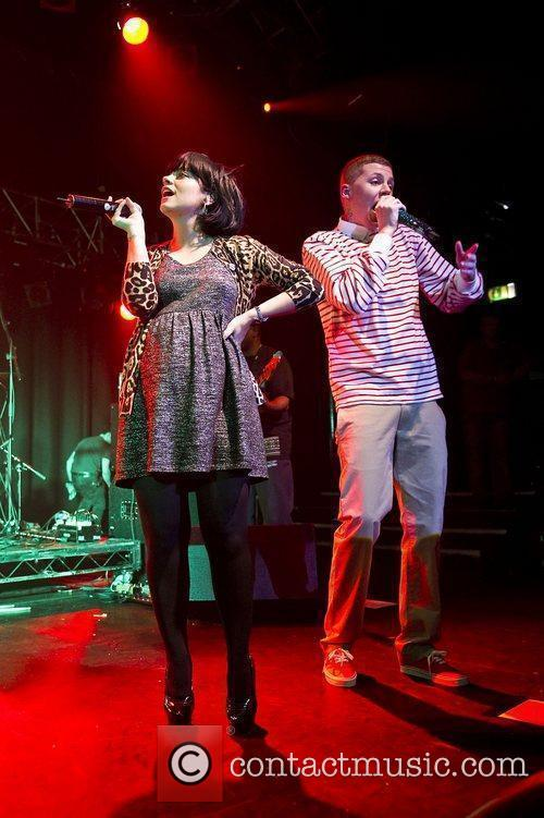 Lily Allen and Professor Green 6