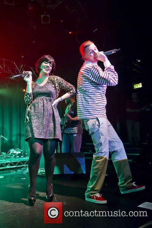 Lily Allen and Professor Green 8