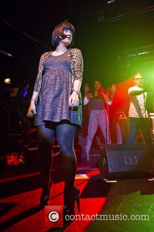 Lily Allen and Professor Green 7