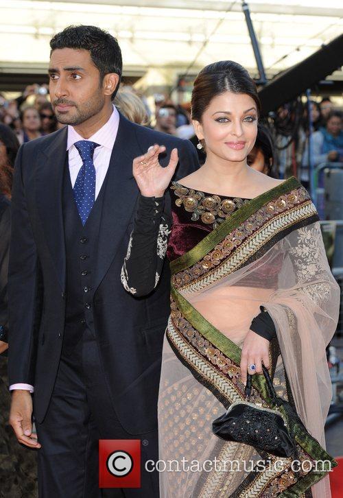 Aishwarya Rai and Abhishek Bachchan 3