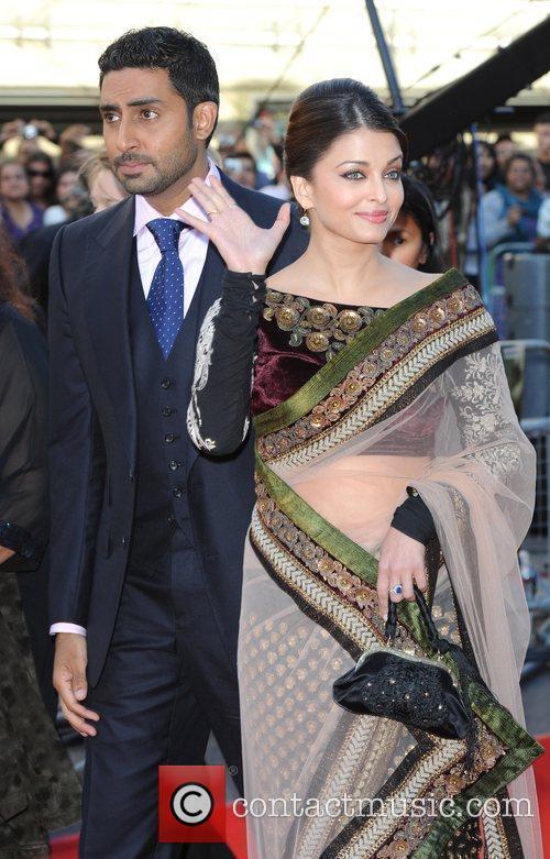 Aishwarya Rai and Abhishek Bachchan 7