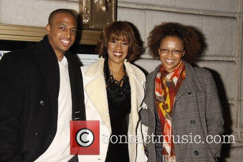 William Bumpus and Gayle King 3