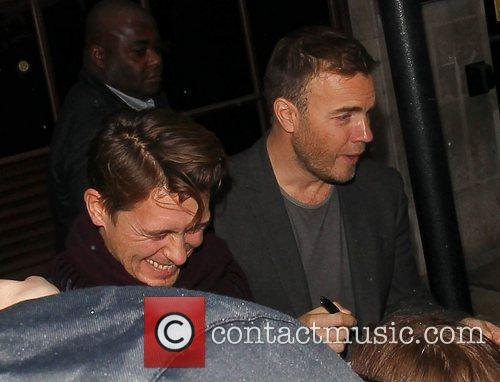 Mark Owen, Gary Barlow and Take That 2
