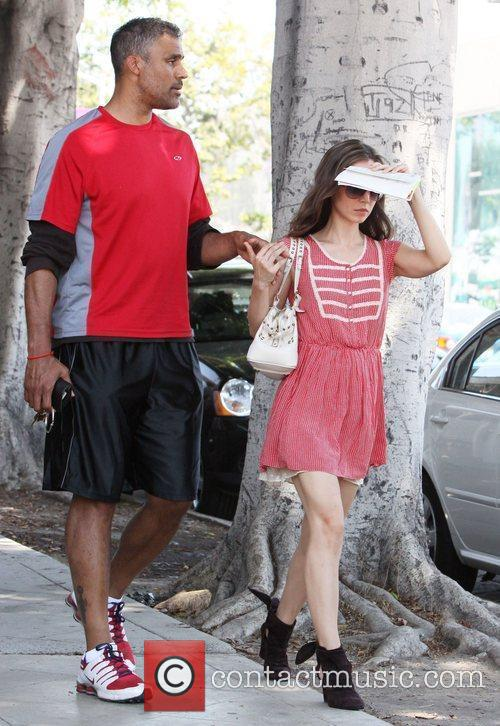 Rick Fox, Eliza Dushku and Slayer 3