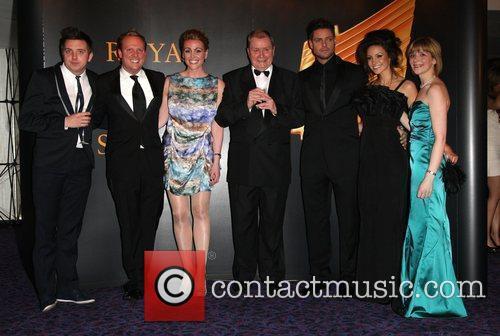 Antony Cotton, Duffy, Keith Duffy and Suranne Jones