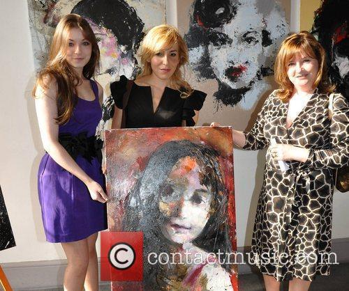 Sarah Bolger, Katarzyna Gajewska and Monica Bolger 2