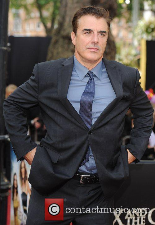 Chris Noth and Sex And The City 6