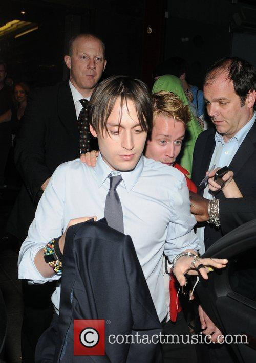 Kieran Culkin and Macaulay Culkin 2
