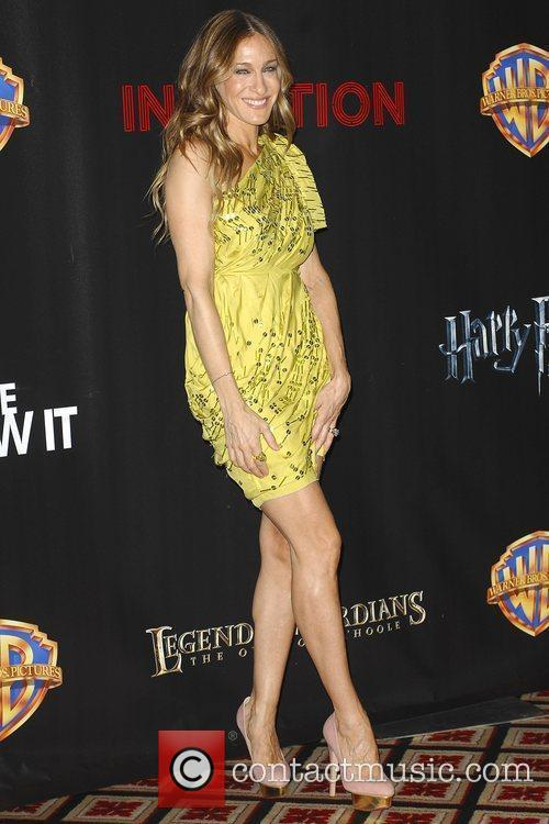 Sarah Jessica Parker and Warner Brothers 4
