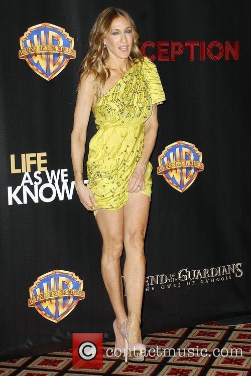 Sarah Jessica Parker and Warner Brothers 3