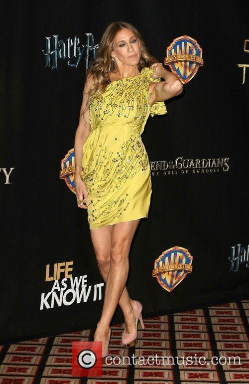 Sarah Jessica Parker and Warner Brothers 11