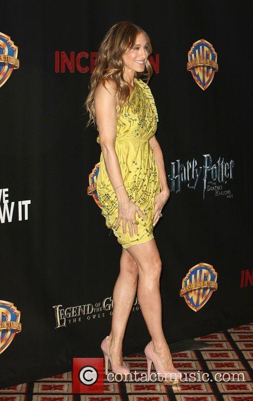 Sarah Jessica Parker and Warner Brothers 10