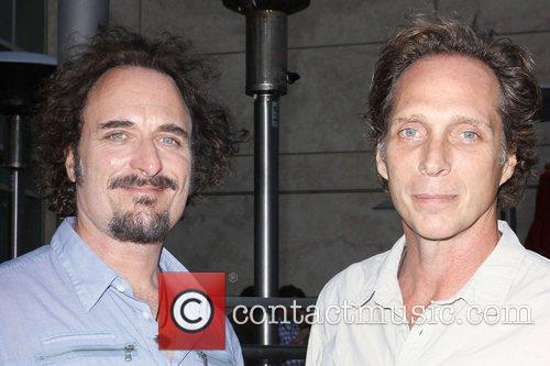 Kim Coates and William Fichtner