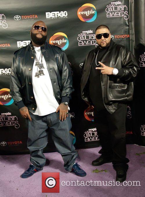 Rick Ross and Khaled