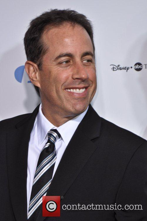 Jerry Seinfeld and Miss Congeniality
