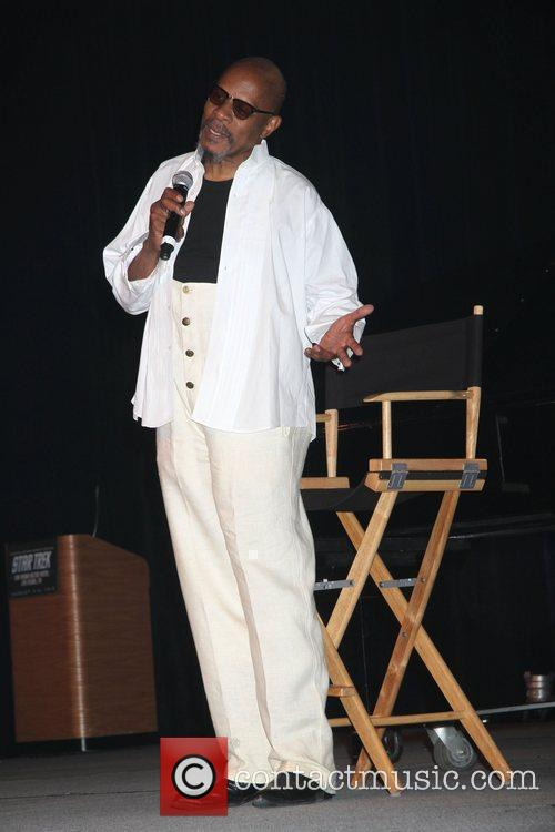 Avery Brooks, Las Vegas and Star Trek
