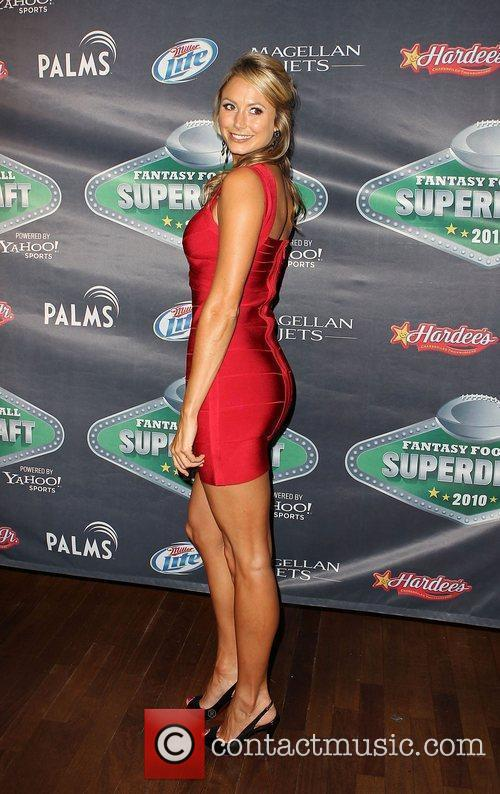 Host Stacy Keibler, Stacy Keibler and Las Vegas 1