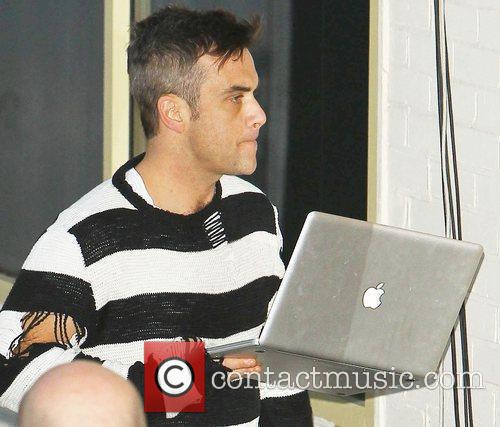 Robbie Williams and Take That 5