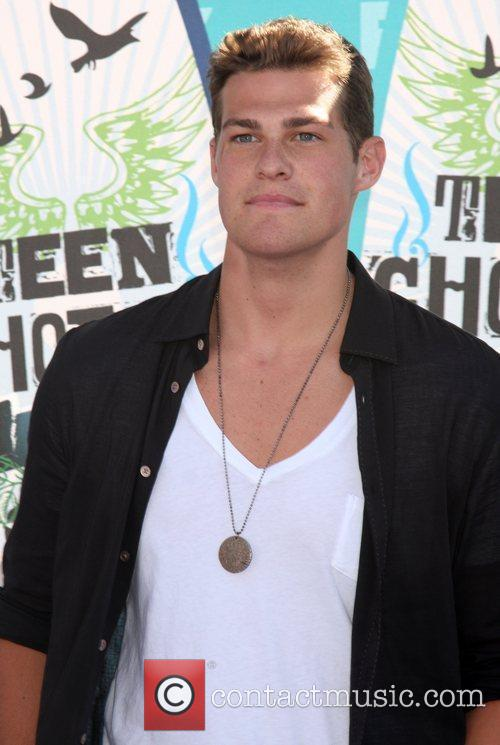 Greg Finley and Teen Choice Awards 7