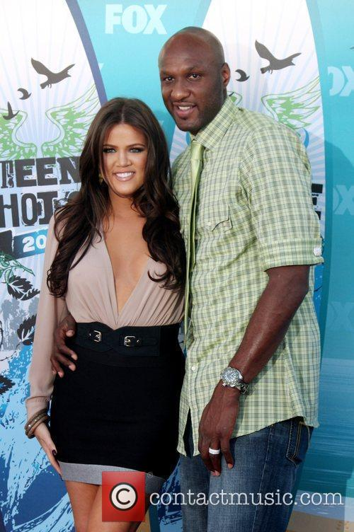Khloe Kardashian, Lemar and Teen Choice Awards 11
