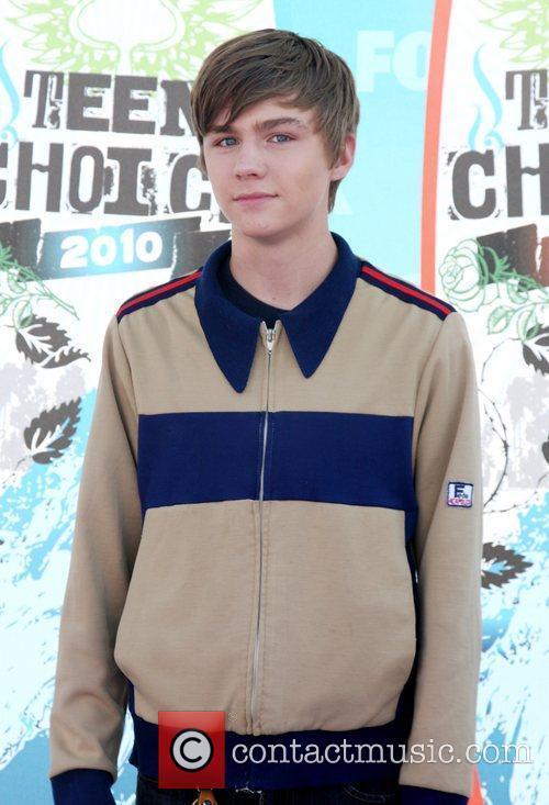 Miles Heizer and Teen Choice Awards 5