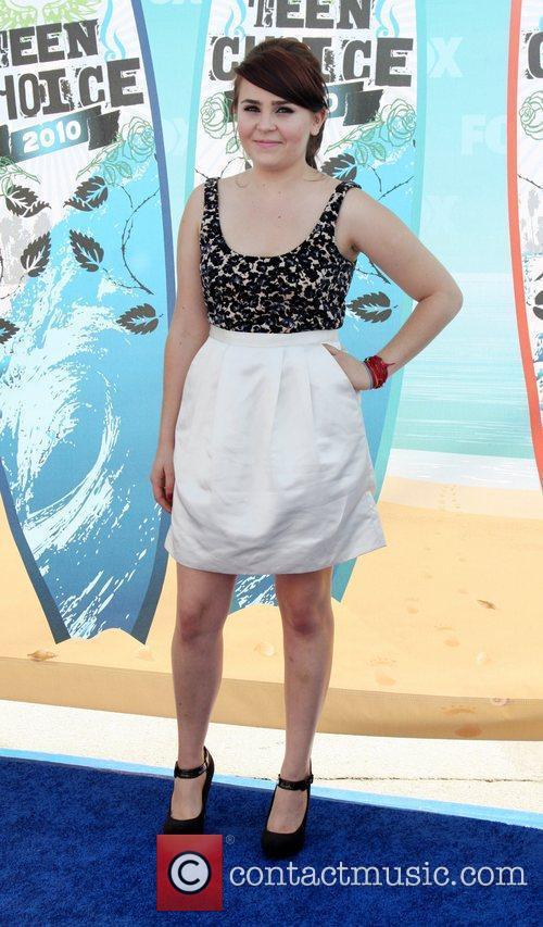 Mae Whitman and Teen Choice Awards