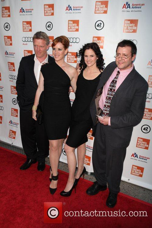 Anthony Michael Hall, Ally Sheedy, Judd Nelson, Molly Ringwald and The Breakfast Club 4