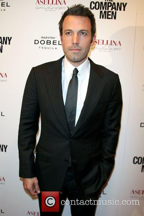 Ben Affleck and The Company 11