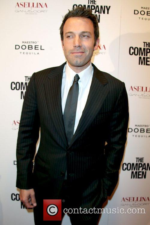 Ben Affleck and The Company 1