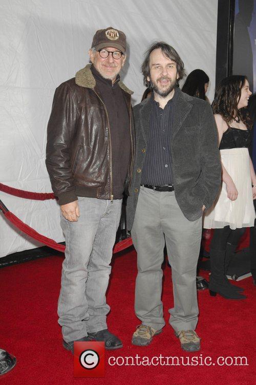 Steven Spielberg and Peter Jackson 5