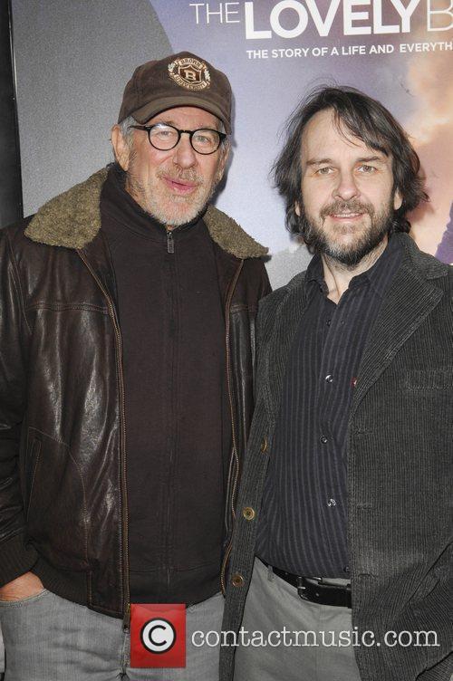 Steven Spielberg and Peter Jackson 6