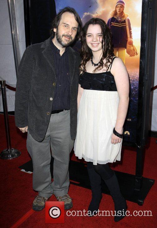 Peter Jackson and His Daughter Katie Jackson 5