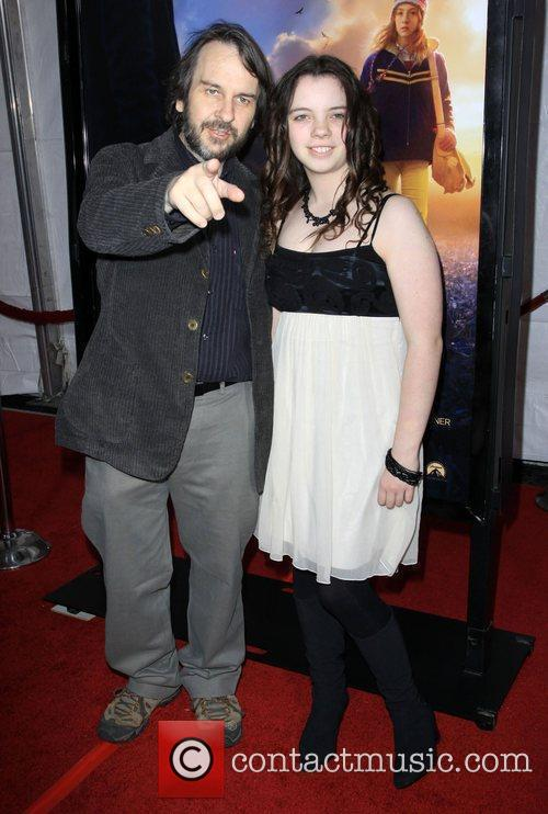 Peter Jackson and His Daughter Katie Jackson 9