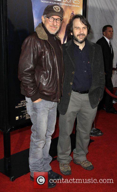 Steven Spielberg and Peter Jackson 9